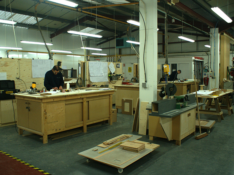 Constructed Workshop